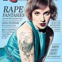 Lena Dunham in Rolling Stone - Sabo