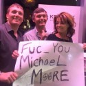 Sarah Palin's Message to Michael Moore