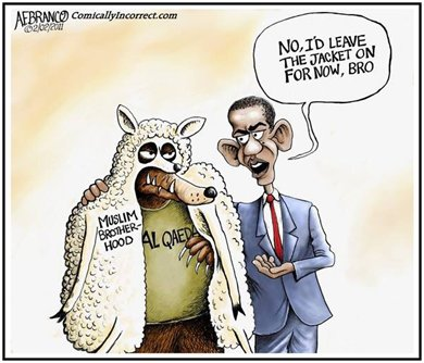 Muslim Brotherhood in Sheep's Clothing