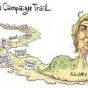 Hillarys Campaign Trail