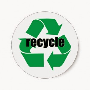 Earth Day - Recycle