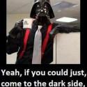 Darth Vader - Office Space