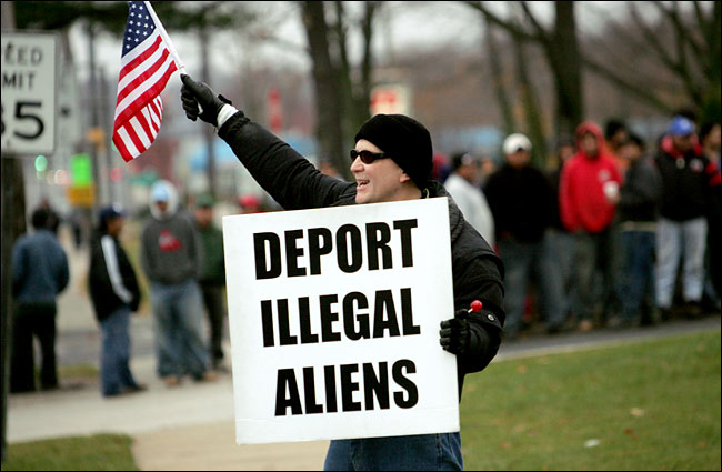 Deport Illegal Aliens
