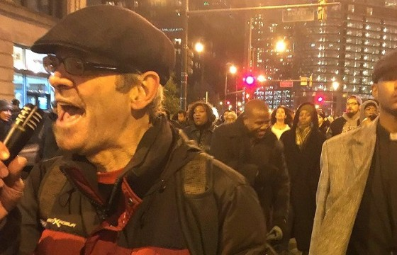 Chicago's Communists Lead Anti-Cop Protests Over McDonald Shooting