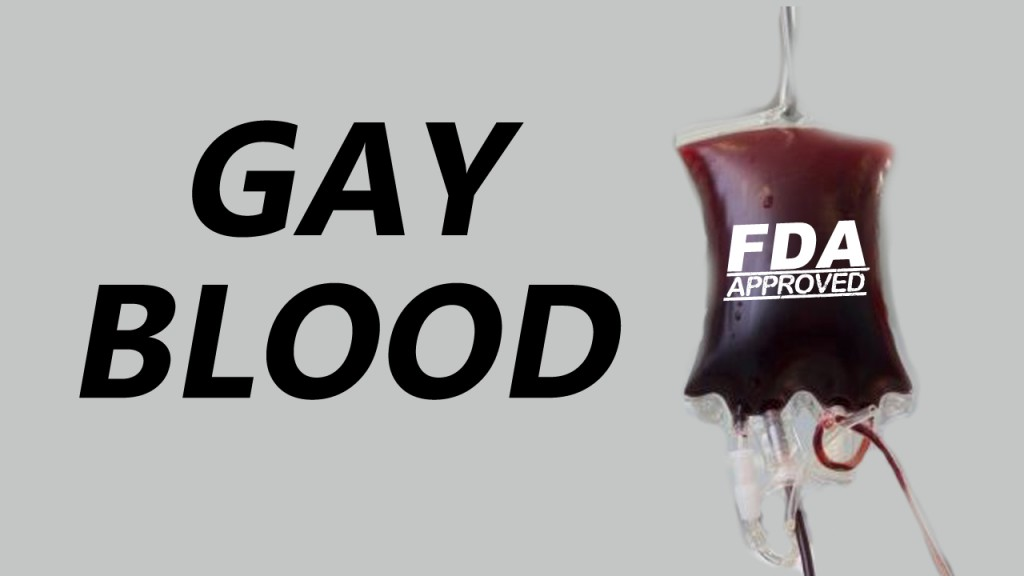 Gay Blood