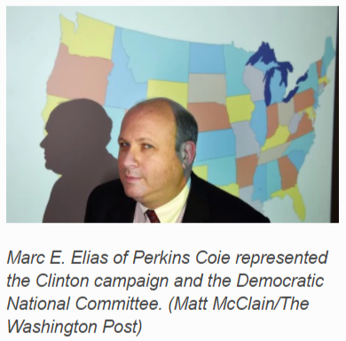 Image result for marc elias perkins coie