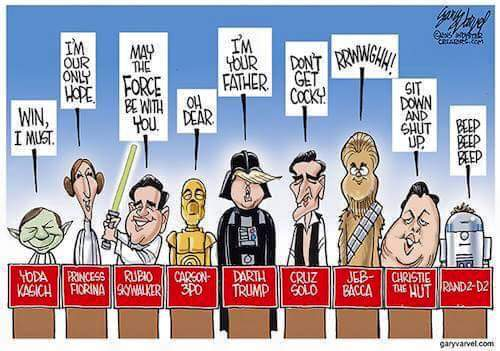 Star Wars Debate