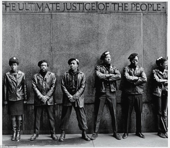 The Black Panthers, once dubbed 'the greatest threat to the internal security of the country' by FBI Director J Edgar Hoover, was a rights group that operated in the Sixties and Seventies.
